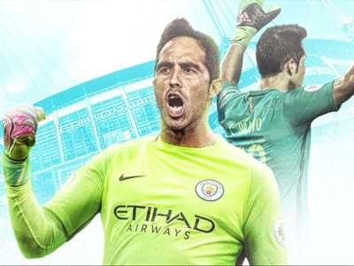 Claudio Bravo City