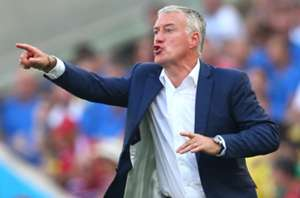 Didier Deschamps France Germany World Cup 2014 07042014