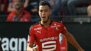 Ramy Bensebaini Rennes