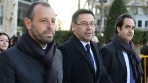Bartomeu Rosell Court Barcelona