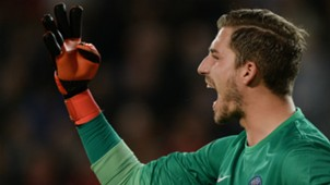 Kevin Trapp Rennes PSG 10302015