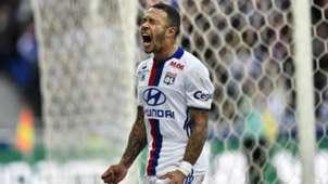 Memphis Depay Lyon Dijon Ligue 1 19022017