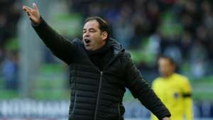 Angers manager Stéphane Moulin