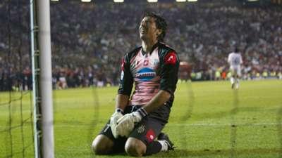 Buffon Juventus Milan Champions League 2003