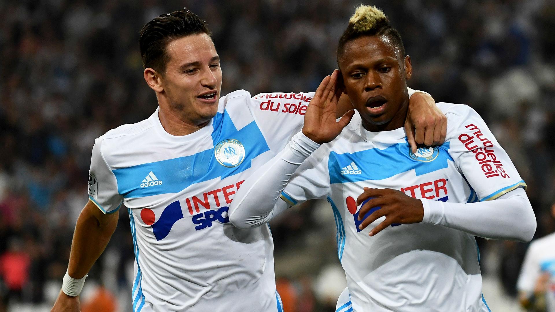 Clinton N'Jie Florian Thauvin Marseille Nantes Ligue 1 25092016