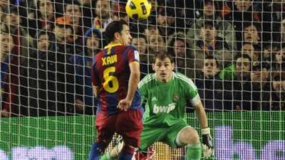 Xavi Casillas Clasico