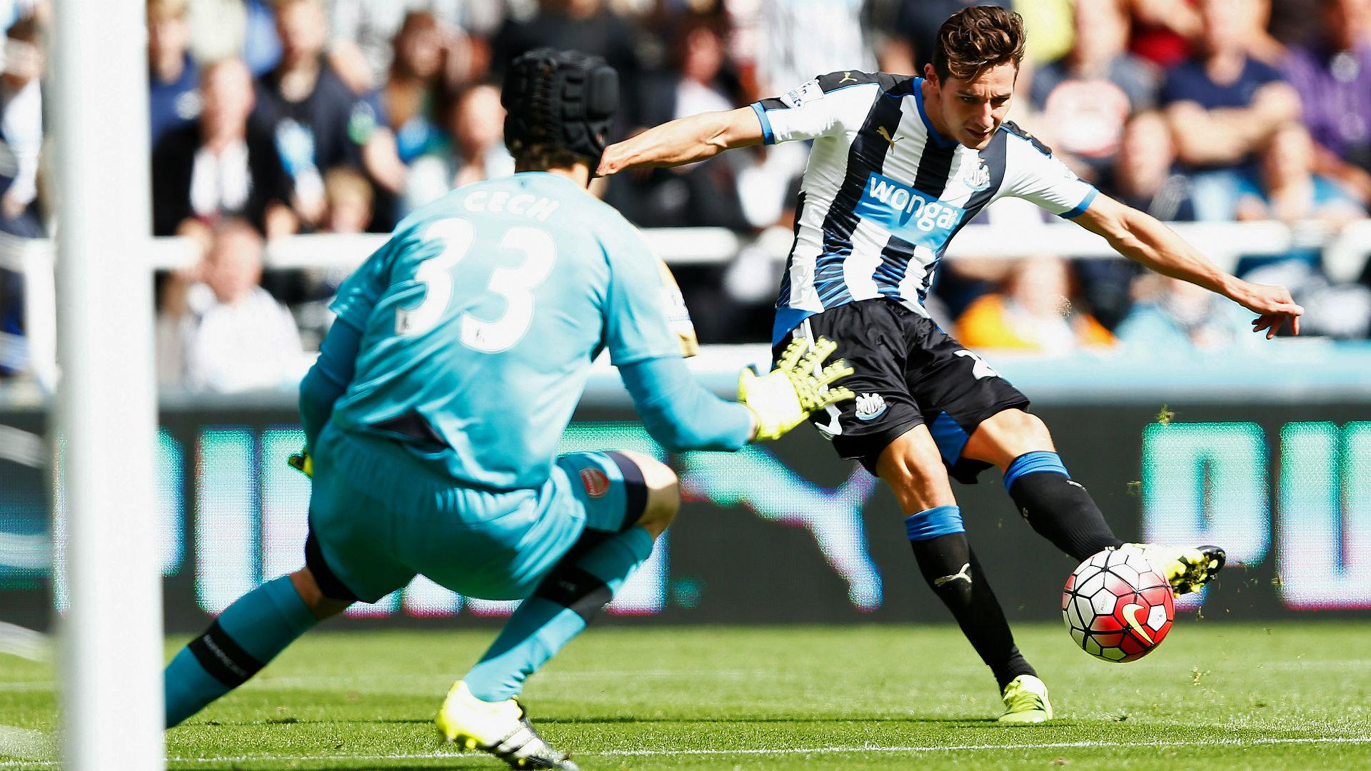 Thauvin Newcastle Premier League