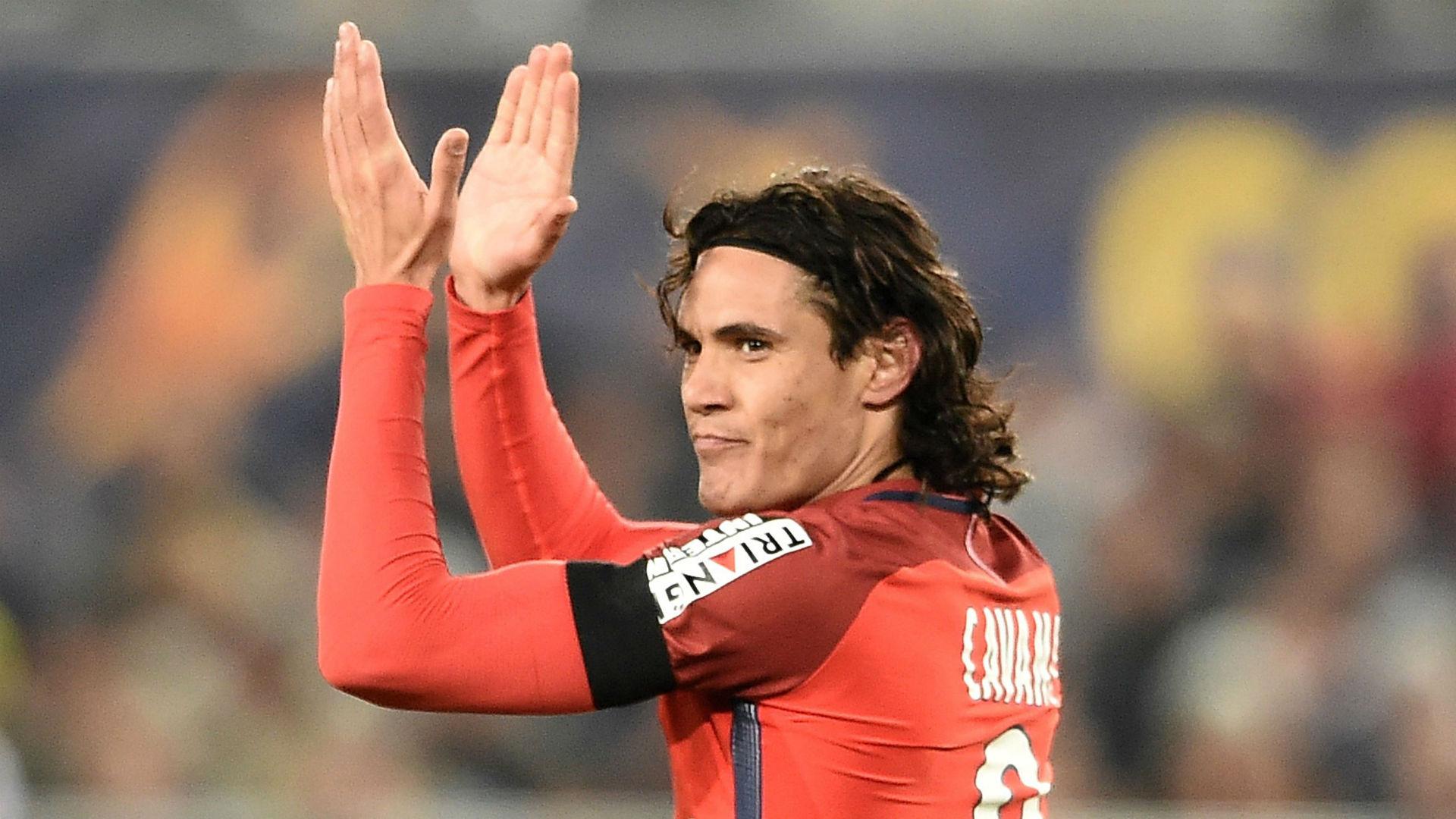 Cavani Bordeaux PSG
