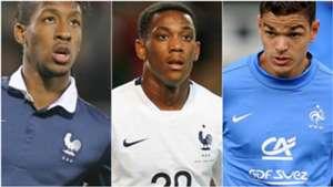 Coman-Martial-Ben Arfa en équipe de France