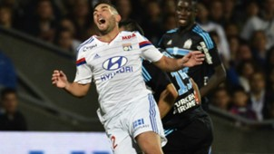 Jordan Ferri Jeremy Morel Lyon Marseille Ligue 1 26102014