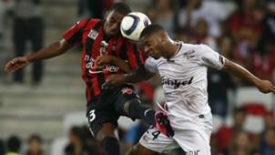 Ricardo Pereira Marcus Coco Nice Guingamp Ligue 1 12092015