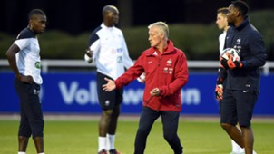 France national team training Deschamps Matuidi