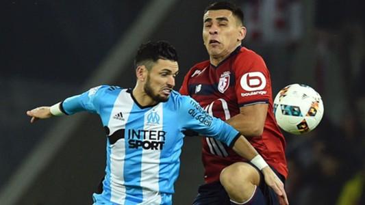 Remy Cabella Lille Marseille Ligue 1 17032017