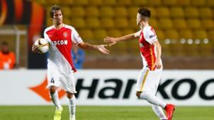 Stephan El Shaarawy Europa League Monaco v Tottenham 011015