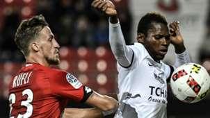 Vincent Rufli Habib Diallo Dijon Metz Ligue 1 17092016