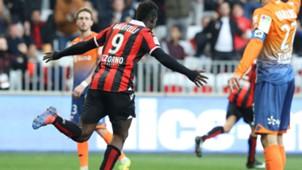 Mario Balotelli Nice Dijon Ligue 1 18122016