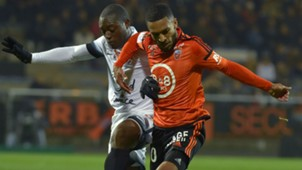 Jerome Roussillon Sylvain Marveaux Lorient Montpellier Ligue 1 29102016