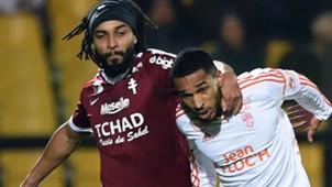 Benoit Assou-Ekotto Metz Lorient Ligue 1 26112016
