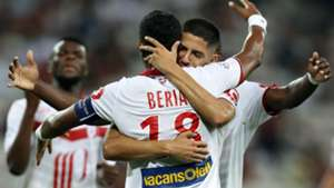 Franck Beria Yassine Benzia Nice Lille Ligue 1 27082016