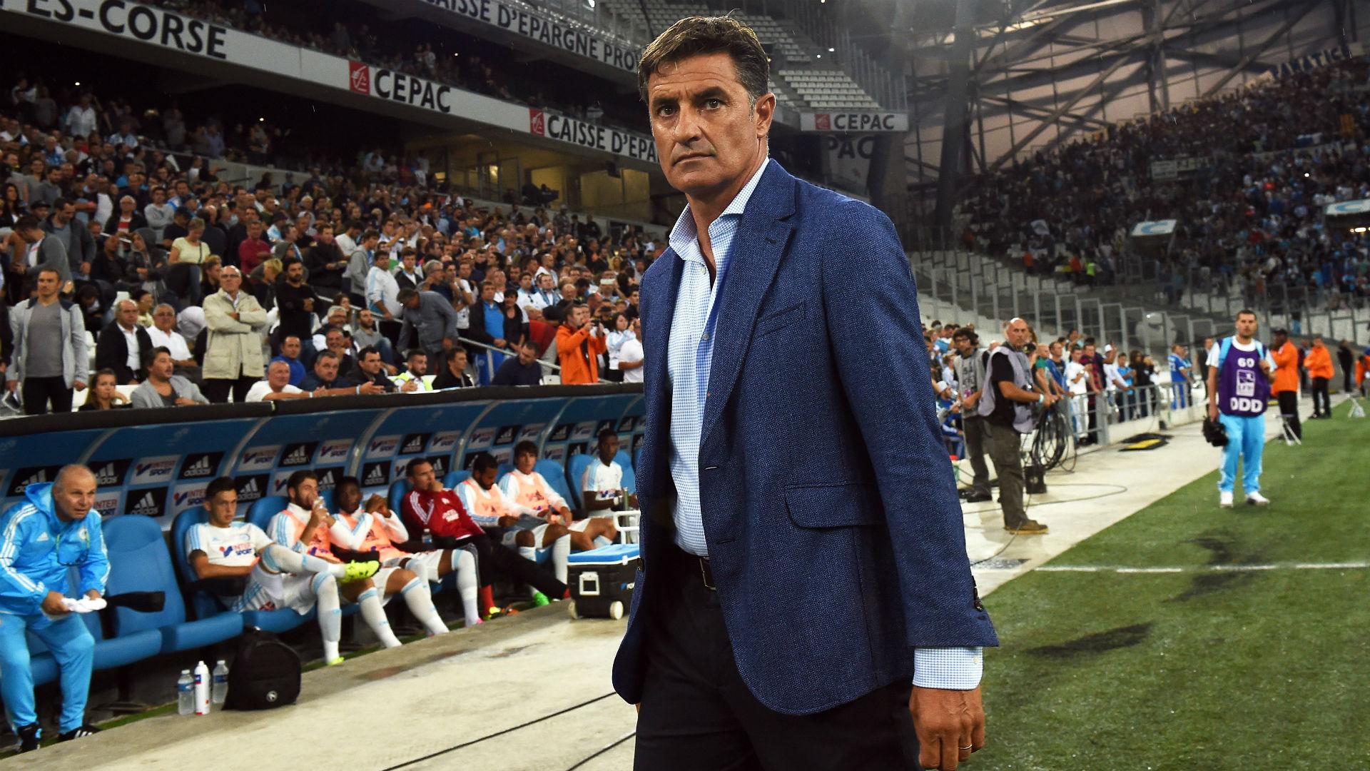 Michel Marseille Bastia Ligue 1 13092015