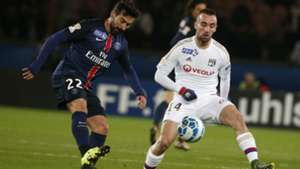 Sergi Darder Ezequiel Lavezzi PSG Lyon Coupe de la Ligue 13012016