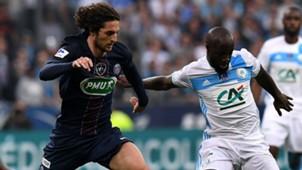Lassana Diarra Adrien Rabiot Marseille France Coupe de France 21052016