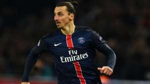 Zlatan Ibrahimovic PSG Chelsea 02162016