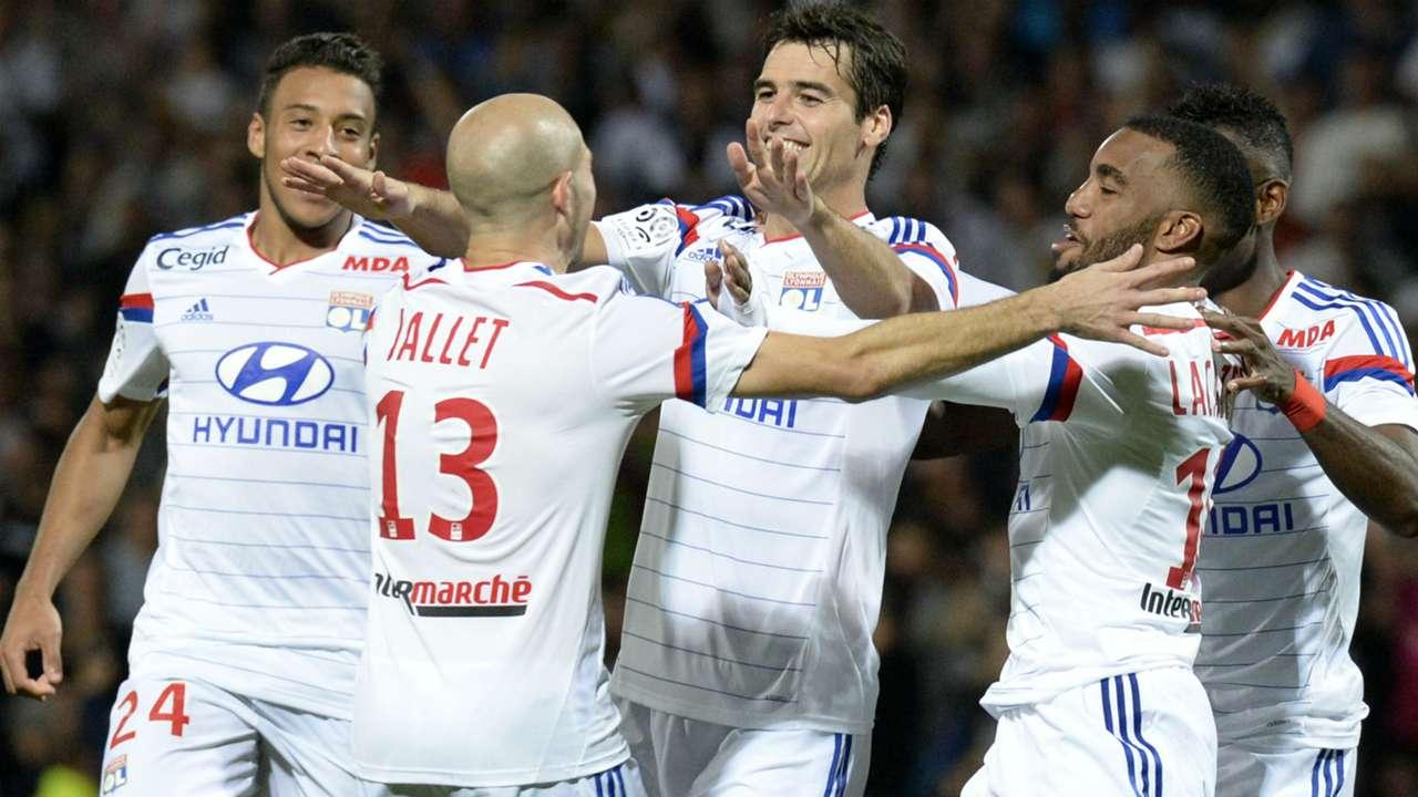 Yoann Gourcuff Lyon Montpellier Ligue 1 19102014