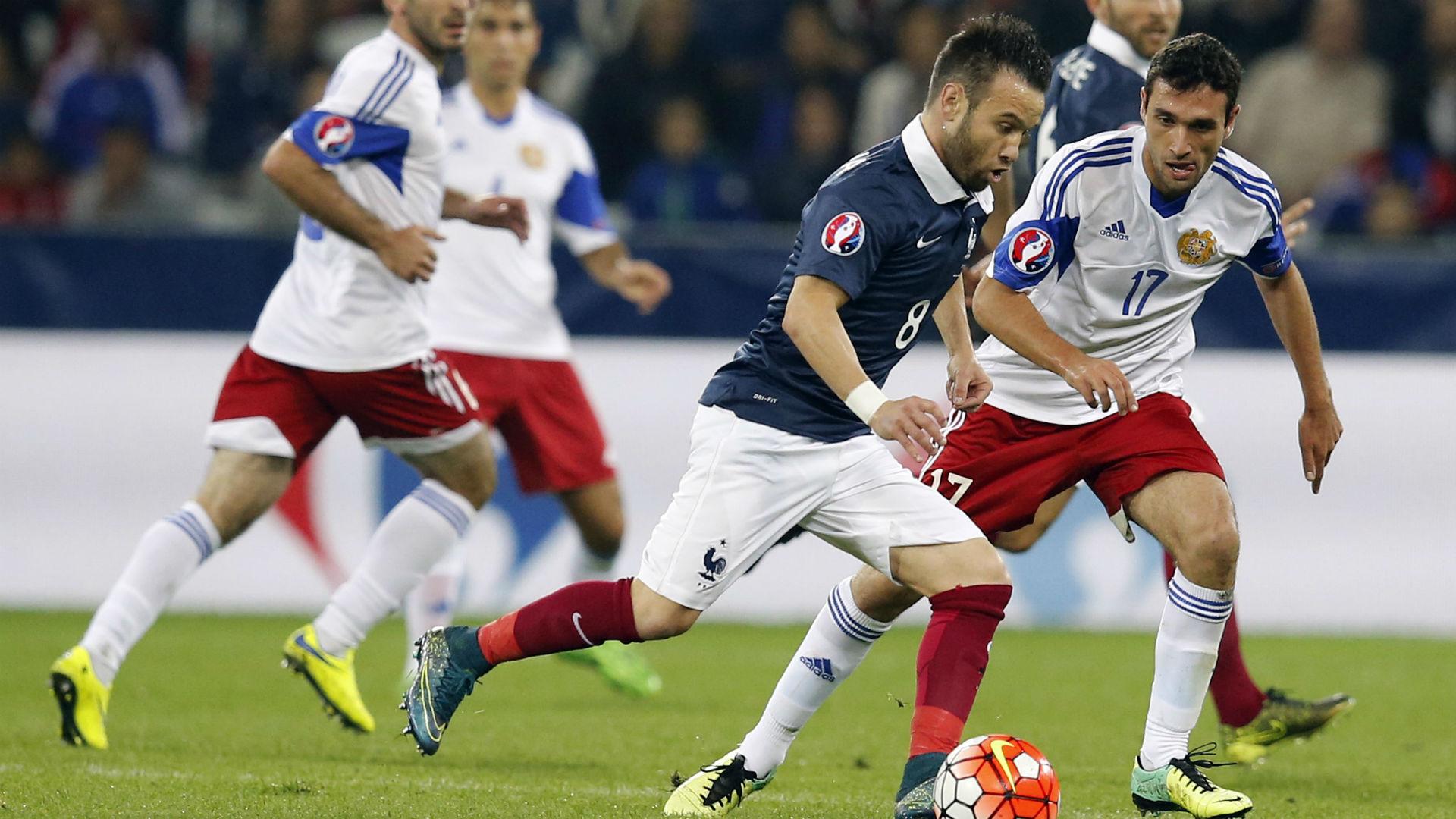 Equipe de France : Deschamps évoque la première de Ben Yedder et Hernandez !