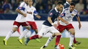 France-Armenie Mathieu Valbuena