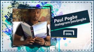 Social snap Pogba