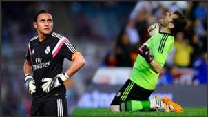 Navas Casillas Real Madrid