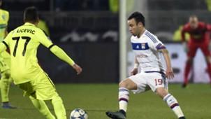Mathieu Valbuena Lyon Gent 11242015