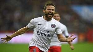 Yohan Cabaye Lens PSG Ligue 1 17102014