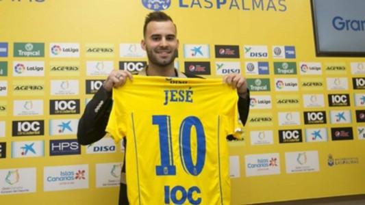 Jesé Las Palmas
