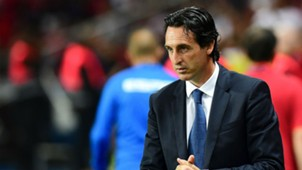 Unai Emery PSG ASSE Ligue 1 09092016