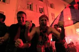 Supporters GFC Ajaccio