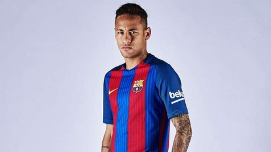 Neymar Barcelona 2016-2017
