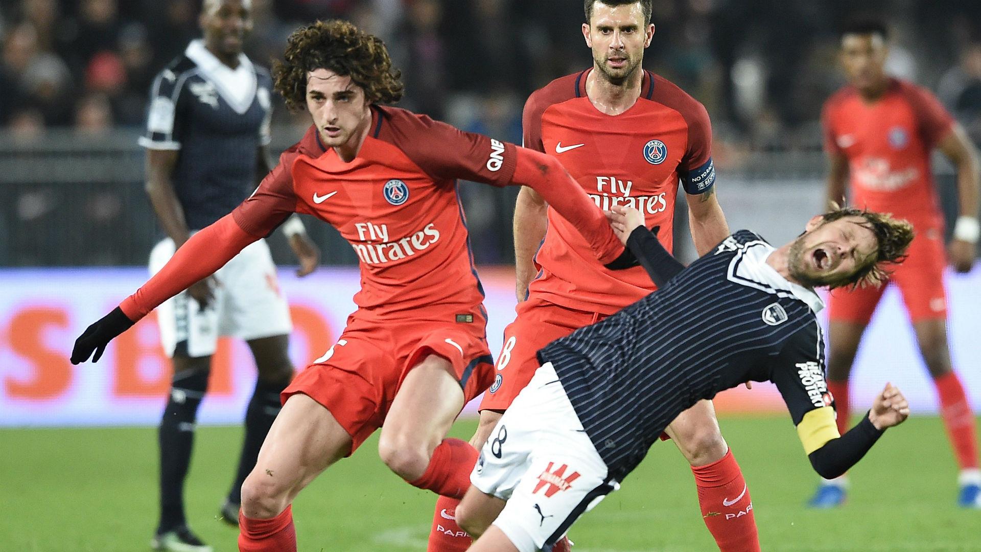 Adrien Rabiot Bordeaux PSG