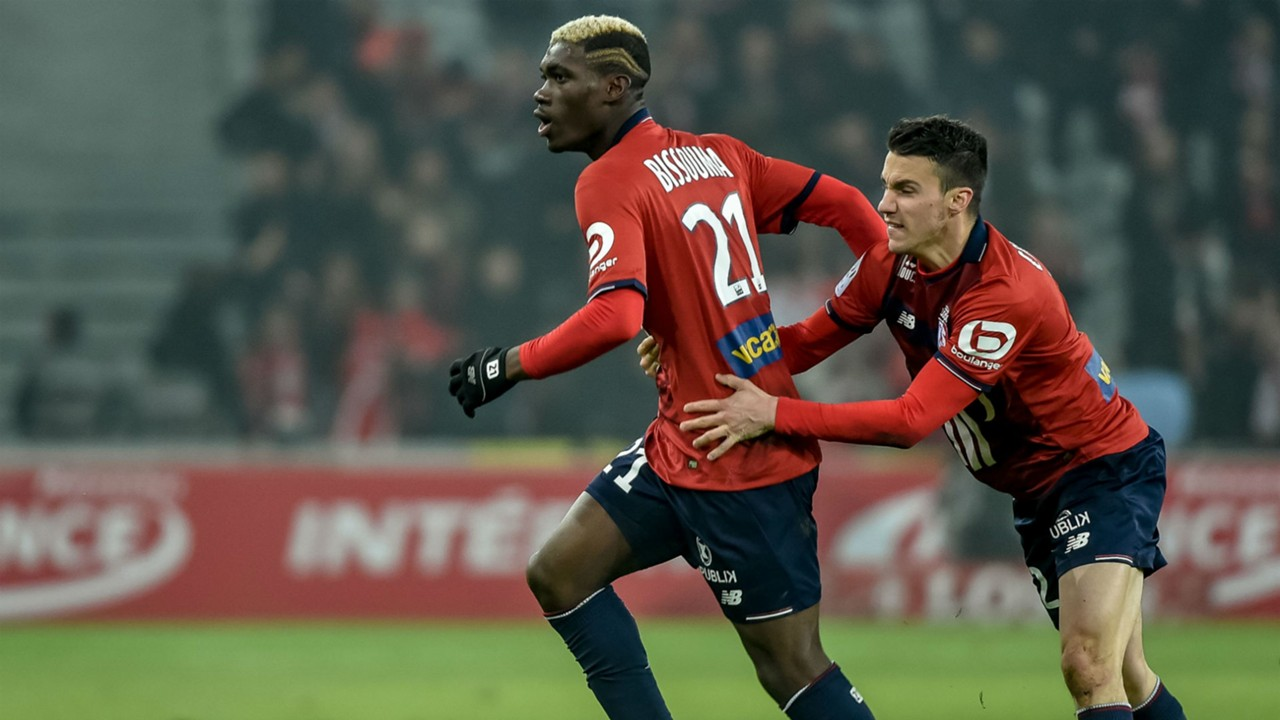 Yves Bissouma Lille Angers