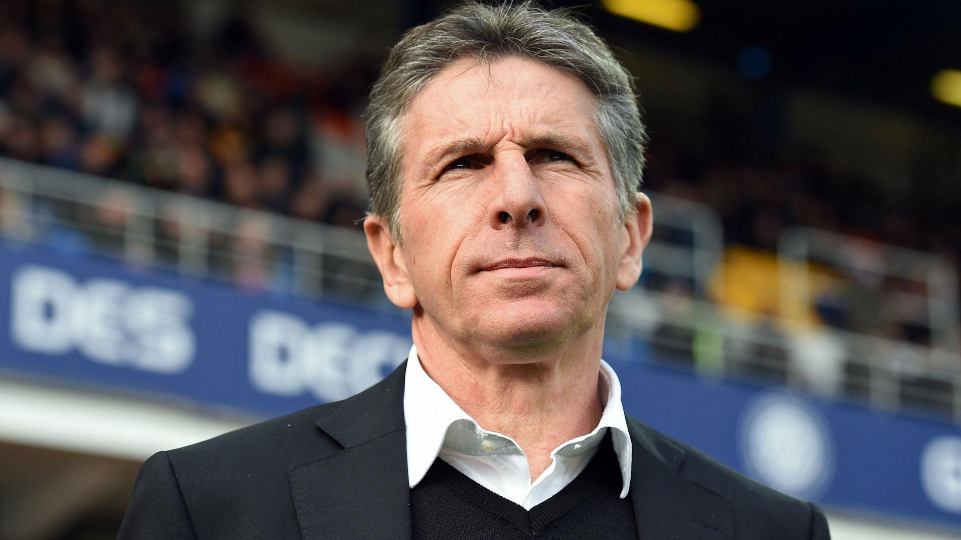 Claude Puel Nice Ligue 1