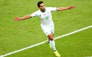 Abdelmoumene Djabou Algeria South Korea World Cup 2014 06222014