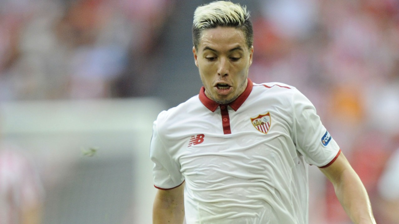 LaLiga Samir Nasri misses penalty Sevilla lose ground
