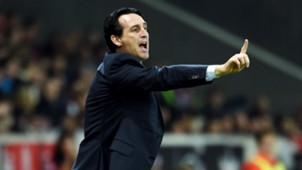 Unai Emery Paris SG Ligue 1
