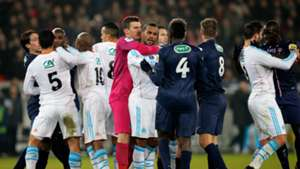 PSG OM Ligue 1 Paris Saint-Germain Olympique de Marseille
