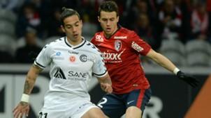 Diego Rigonato Sebastien Corchia Lille Reims Ligue 1 04042015