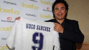 Hugo Sanchez Real Madrid