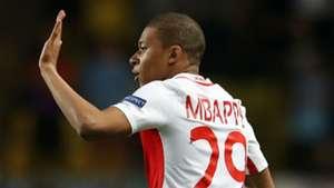Kylian Mbappé Monaco Manchester City Champions League 15032017