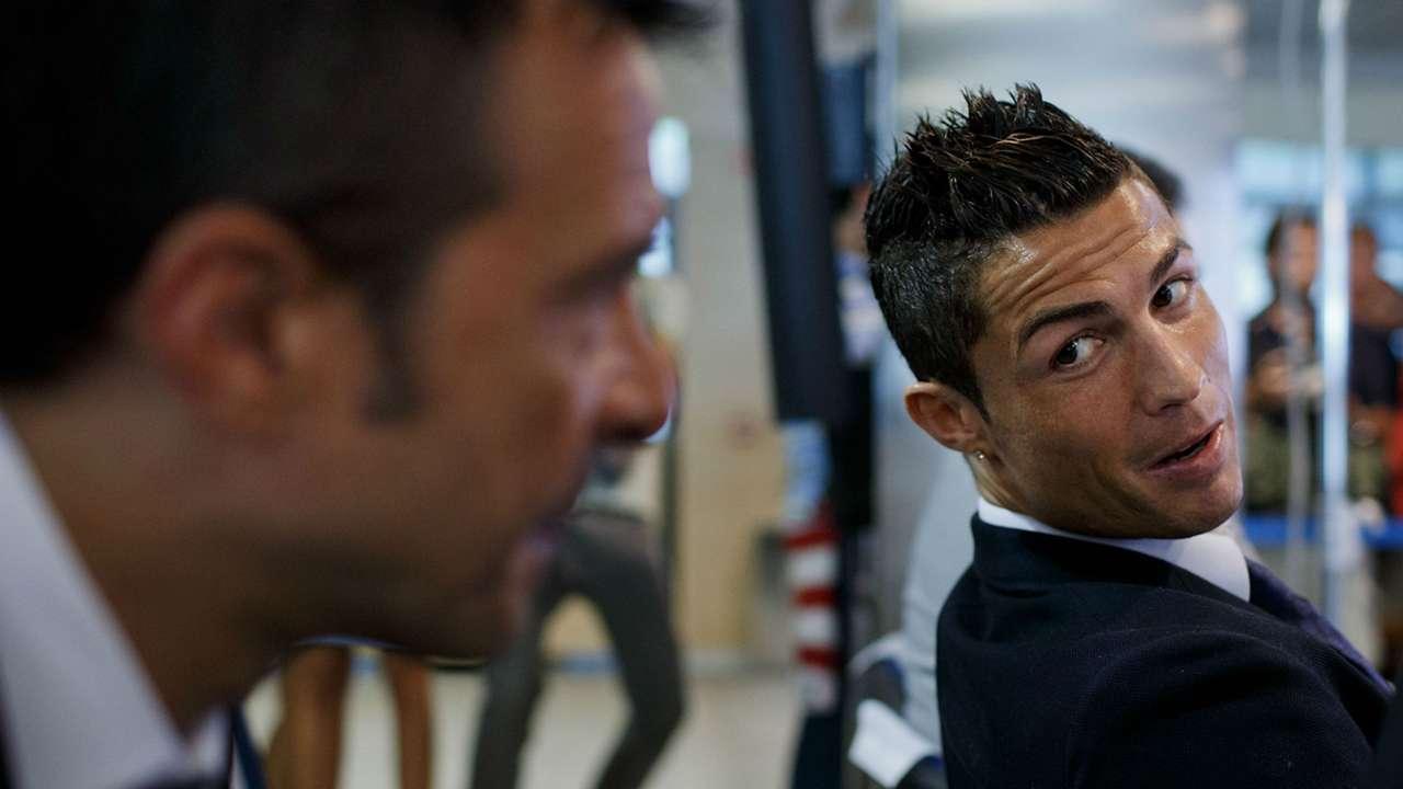 Jorge Mendes Cristiano Ronaldo