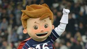 Euro 2016 mascot France Sweden 11182014